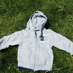 Carters zip up